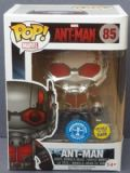 Ant Man Glow in the Dark Exclusive Pop! Vinyl Figure